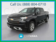 2019 Chevrolet Silverado 1500 High Country Pickup 4d 5 3/4 Ft Heated Seats Power Door Locks Fog Lights Dual Air Bags Leather Tilt And