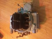 Holley 750 Performance Double Pumper Carburetor Used Street Rod Hot Rod Classic