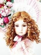 Antique Reproduction Coty Jumeau Andrea Nicole French Patricia Loveless Doll New