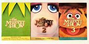 The Muppet Show Complete Series - Seasons 1, 2, 3 On Dvd - 100 Complete