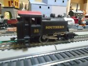 H O Scale...0-4-0 96504 Locomotive Switcher By Model Power Knuckle Coupler