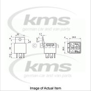 New Genuine Bosch Main Current Relay 0 332 019 453 Top German Quality