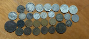 Qty 29 Us Coins Type Coin Silver Better Copper Same As Picture Rare L@@k Sale