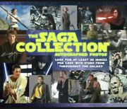 2021 Topps Authentic Star Wars Saga Collection 20 Autograph Factory Sealed Case