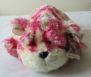 Golden Bear Large Bagpuss Cat Soft Plush Toy C/w Yawning Sounds And Tags 18 1999