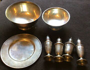Sterling Silver Solid Lot .925 Not Scrap 766 Grams All Marked And Clean