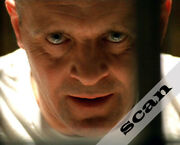 Anthony Hopkins As Hannibal Lecter In The Silence Of The Lambs 8x10 Photo 1288
