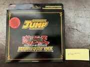 Yugioh 10th Anniversary Sealed Box W/ Pack Shonen Jump Limited Yap1 Great Cond