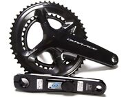 Stages Cycling R9100-lr Black 175 52/36