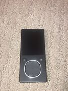 Microsoft Zune 8 Black 8 Gb Model 1125 As Is For Parts