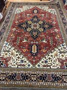 9and0399 X 14and039 Romanian Ser Api Oriental Rug - Full Pile - Hand Made - 100 Wool