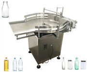 Intsupermai 110v 800mm Automatic Bottle Accumulation Table Floor-type Packed