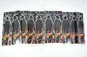 10pks Good Cook Outdoor Bbq Grill Stainless Steel 10 Double Pronged Skewers =40