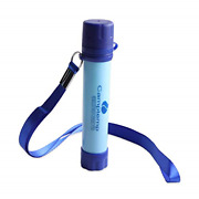 Camptemp Outdoor Personal Water Straw Emergency Survival Gear For Camping Hiking