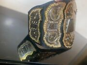 Aew Tagunfinished Tntworld And Ftw Replica Belts. Selling Alltogether