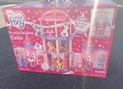 My Little Pony Crystal Rainbow Castle, Never Been Used And In Box
