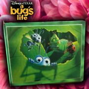 A Bug's Life The Art And Making Of An Epic Disney Pixar Holographic Cover 1st Ed