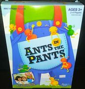 Hasbro Gaming Ants In The Pants Table Top Game Complete