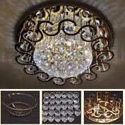 Crystal Modern Contemporary Chandeliers Pendant Ceiling Chandelier Lighting Usa