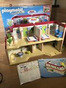 Playmobil Summer Fun Hotel 5925 No Figures Incomplete
