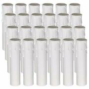 Candle Socket Covers Sleeves Fit To Most Chandeliers Base 24 Pcs 4 Tall