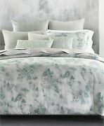 100 Supima Pima Cotton Luxury Hotel Collection Meadow Full Queen Comforter Sage