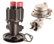 Mercruiser Bravo 454 7.4 And 502 8.2 Raw Sea Water And Fuel Pump 46-807151a8 861677t