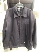 Lapd Jacket 108th South East Los Angeles Police Dept Ca, Usa -xll Black