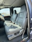 05-07 Ford F350 Super Duty Used Crew Cab Front And Rear Lariat Leather Power Seats