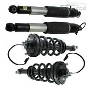 4pcs Shock Absorber Struts For Chevy Tahoe Silverado Suburban Magnetic 84176631