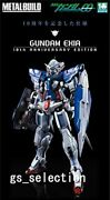 Metal Build Gn-001 Gundam Exia 10th Anniversary Edition From Japan