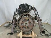 5.3 Liter Engine Motor Ls Swap Dropout Chevy Lm7 138k Complete Drop Out