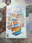 🔥new Super Lucky's Tale - Nintendo Switch Brand New Sealed