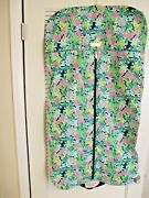 Lily Pulitzer Garment Bag Nwot's. Spill The Juice Pattern.