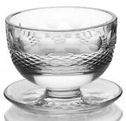 Waterford Crystal Colleen Short Stem Footed Dessert Bowl 5967380