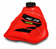 Gas Fuel Tank Protector Cover Xr 250r From 1984 To 2004 Fmx Cover Ship Worldwide
