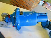 Actuated Diaphragm Valve Itt Grinnell 1 Ff Flanged | Cn7m Body | Tfe Dia.