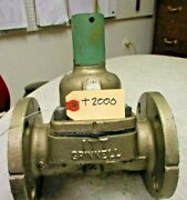 Lined Diaphragm Valve Itt Grinnell 2 150 Rf Flanged | Stainless Body