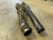 97 Dodge Ram 5.9l Cummins Diesel Used Left And Right Engine Intake Air Pipe Tubes