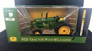 John Deere 3020 Precision Key Series 3 Tractor With 48 Loader