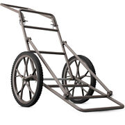 Costway New Deer Cart Game Hauler Utility Gear Dolly Cart Hunting Accessories -
