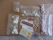 New And Used Vintage Wheels And Tires Large Lot Assorted+ Buddy L Coal Truck Decals