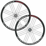 Campagnolo Bora One 35 Db Clincher Wheel Front And Rear 700c / 622 Holes