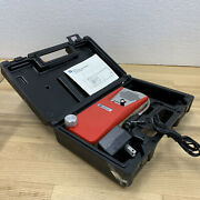 """Tif Instruments """"8800a"""" Natural Propane Combustible Gas Detector And Case"""