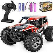 Rc Cars Remote Control Truck 2.4ghz 118 Fast Racing Monster Car Off Road Radio