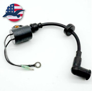 Ignition Coil Assy Fit For Yamaha Outboard Engine 20hp 25hp 30hp 61n-85570-10 00
