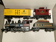 Bass Pro Express By Bachmann - Large Scale Electric Train Set - Train Only
