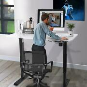 Sale Electric Stand Desk Frame Height Adjustable Single Motor Standing Table