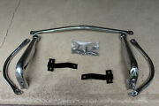 1940-1950s Chrysler Front Bumper Guard Accessory.