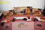 Nerf Ultra Two Three And Four Dart Blaster Lot Of 3